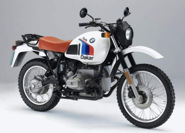 BMW R80GS PD 84  3