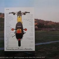 Yamaha DT 100.